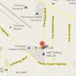 South Bay Security office is located on 2601 Airport Drive in Torrance CA