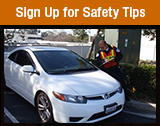 Sign up for South Bay Security's safety tips